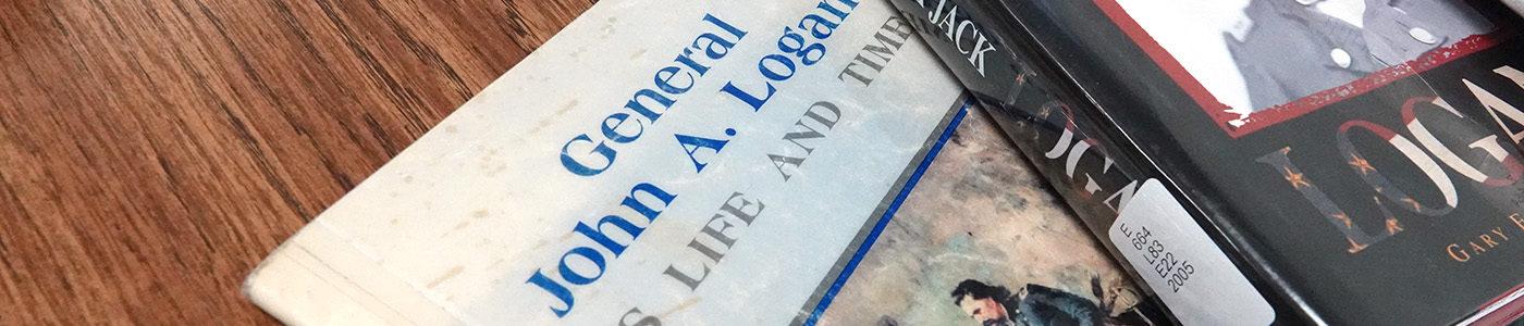 Books about John A. Logan
