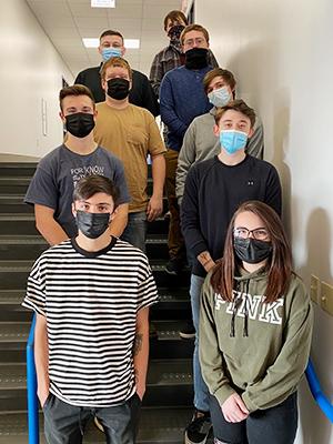 Logan Defenders team members