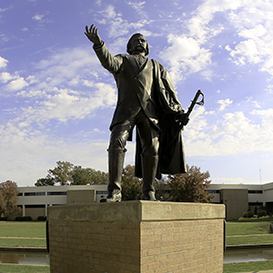 Statue of General John A. Logan
