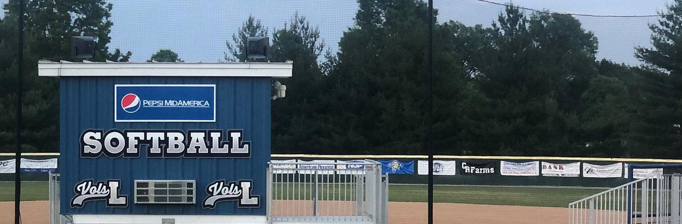 John A. Logan College Softball Field